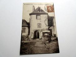 CPA - LAPALISSE (03) - Ancienne Hostellerie Du Puits De L'Image - 1931 - Lapalisse