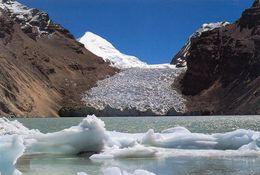 GAMPA  Glacier  Lake  , Tibet - Tibet