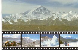 EVEREST  , QOMOLANGMA    , Tibet - Tibet