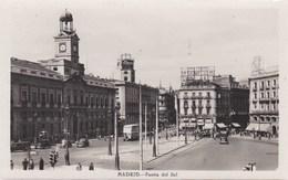 MADRID - PUERTA DEL SOL - Madrid