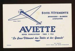 Buvard - AVIETTE - Sous Vêtements - Buvards, Protège-cahiers Illustrés