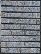 _5Ez-723: Diverse Edw.VII: Restje Van 90 Zegels... Verder Uit Te Zoeken.. - 1902-1951 (Kings)
