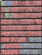 _5Ez-722: Diverse Edw.VII: Restje Van 90 Zegels... Verder Uit Te Zoeken.. - 1902-1951 (Kings)