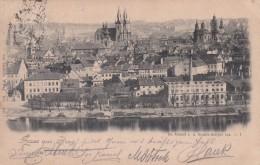 Gruss Aus Prag! - Die Altstadt V. D. Rudolfs-Anlagen Aus (1) * 24. 5. 1900 - Czech Republic
