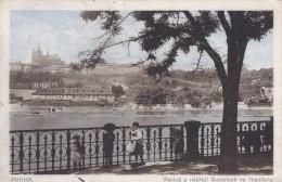 Praha - Pohled Z Nabrezi Rudolfova Na Hradcany * 1910 - Czech Republic