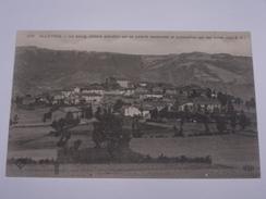 Alleyras - Le Bourg Célébre Autrefois Par Ses Potiries Renomméesz Et Aujourd'hui Par Ses Tuiles - France