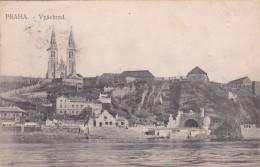Praha -  Vysehrad * 14. 8. 1908 - Czech Republic