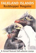FALKLAND ISLANDS, 2003, Booklet 13, Birds (penguin) - Falkland Islands