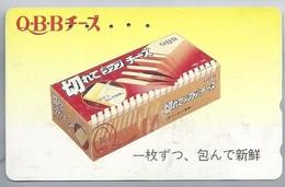 JP.- Japan, Telefoonkaart. Telecarte Japon. QBB - Reclame