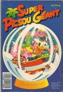 Super Picsou Géant N° 33 - Edité Par Edimonde Loisirs - Décembre 1989 - BE - Disney