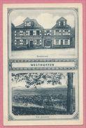 67 - WESTHOFFEN - Hotel Restaurant De La Charrue D' Or - Vue Générale - Frankreich