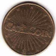 USA Token  Cat Coin, Brass, Laiton - Professionals/Firms