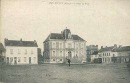 Routot - L'Hôtel De Ville (001816) - Routot