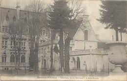 ENVIRONS D'ORLEANS - CHATEAU DE LA CHENAIE . L'AILE DROITE . ECRITE LE 4-10-1915 AU VERSO - Orleans