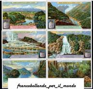Chromo Liebig Sang. 1214 ITA Vedute Della Nuova Zelanda ANNO 1928 - Liebig
