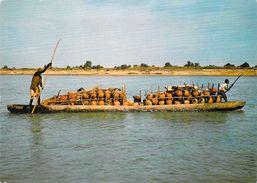 Afrique-TCHAD Piroguiers Massas Sur Le Chari  (pirogue)  *PRIX FIXE - Chad