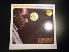 33 TOURS DUKE ELLINGTON BLUES IN ORBIT CBS 84307 AND HIS AWARD WINNERS - Blues