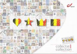België - Overzicht Uitgifteprogramma 2014 - Postzegelcollectie/Collection Timbres Postes 2014 - Propaganda