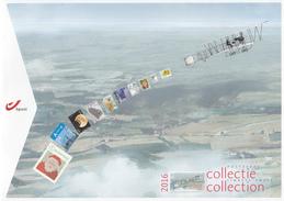 België - Overzicht Uitgifteprogramma 2016 - Postzegelcollectie/Collection Timbres Postes 2016 - Propaganda