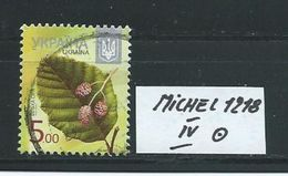 UKRAINE MICHEL 1218 IV Rundgestempelt Siehe Scan - Ukraine