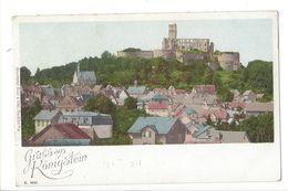 18271 - Gruss Aus Königstein - Koenigstein (Saechs. Schw.)