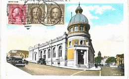 Amérique - Etats-Unis - Pawtucket Post Office - Pawtucket