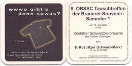 #D176-249 Viltje Köstritzer - Sous-bocks