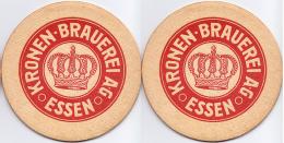 #D176-266 Viltje Kronen Brauerei Essen - Sotto-boccale