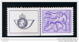 PU 221 - COB : 1899b - 1978*** - Belgium
