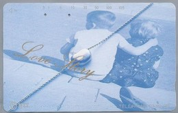 JP.- Japan, Telefoonkaart. Telecarte Japon. NTT. TELEPHONE CARD 105. KINDEREN - Personen