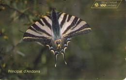 TARJETA TELEFONICA DE ANDORRA. (073) - Andorra