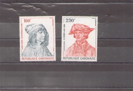 Gabon 1978 Poste Aérienne  N° 209 / 10 ** - Gabun (1960-...)