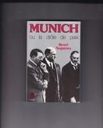 Henri Noguères Munich Ou La Drôle De Paix - Histoire