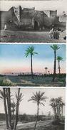 Marrakech  Morocco. Views. 3 Cards.  S- 4010 - Marrakesh