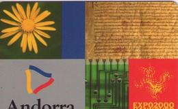 TARJETA TELEFONICA DE ANDORRA. (079) - Andorra