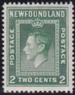 Newfoundland        .   SG   .     268            .      **      . Postfris     .   /   .  MNH - Newfoundland