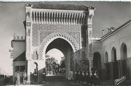 Casablanca  Morocco. Porte D`entrée Du Palais Imperial.   S- 4011 - Casablanca