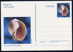 CROATIA  1997 Postal Stationery Cards 1.20k 2.30. K. Native Fauna Unused.  Michel P6-7 (3 Scans) - Croatia
