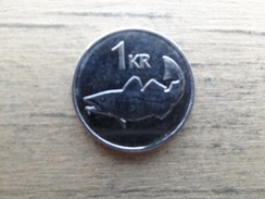 Islande  1  Krona  2006  Km 27 - Islandia