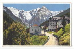 18265 -  Hotel Posta Trafol Auto Garage Grüsse Vom Mendelpass - Autriche
