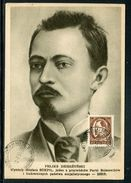 Pologne - Carte Maximum 1951 - Feliks Dzierzynski - Maximumkarten