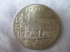 20 Lire 1936 Impero (copie) - 1900-1946 : Victor Emmanuel III & Umberto II