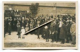 Carte Photo 02  : MONT D'ORIGNY   Inauguration Du Monument    A  VOIR  !!!!!!! - France