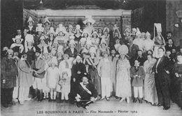 Les ROUENNAIS à PARIS - Fête Normande - Février 1924 - Francia
