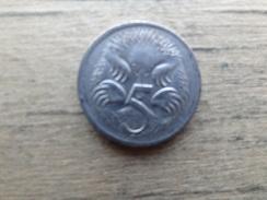 Australie  5  Cents   1974  Km  64 - Monnaie Décimale (1966-...)