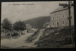 Forrières - Route Vers Jemelle - Nassogne