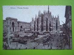 13122 CPA Milano - Duomo - Milano (Milan)