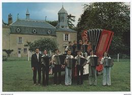 23 GUERET - Edts Théojac - Société Des Accordéonistes Guérétois. Orchestre D'accordéon. Galas. Soirées. - Guéret