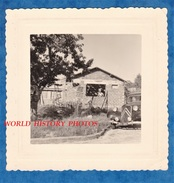 Photo Ancienne - Environs De VERSAILLES - Maison En Construction - 1959 - Automobile Citroen Traction - Cars