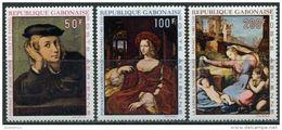 Gabon 1970. Michel #374/46 MNH/Luxe. 450th Anniversary Of Raphael's Death. (Ts31) - Gabon